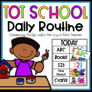 TOT School Daily Routine