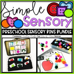 Simple Sensory - BUNDLE cover